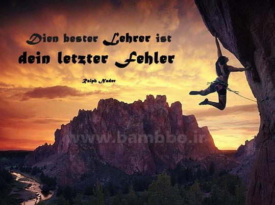 جملات بزرگان آلمانی| عکس نوشته آلمانی