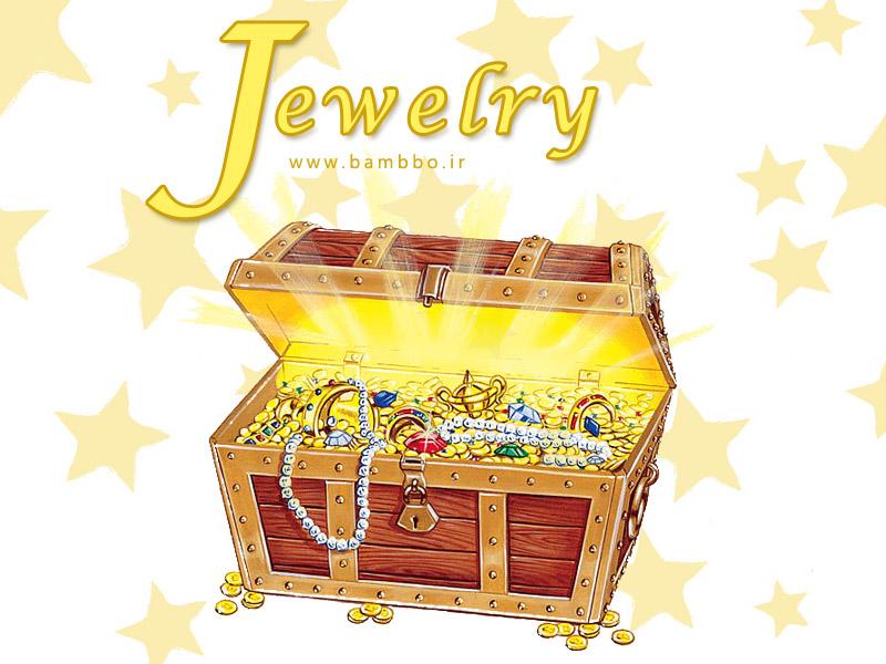 جواهرات به انگلیسی| زیورآلات به انگلیسی| بامبو