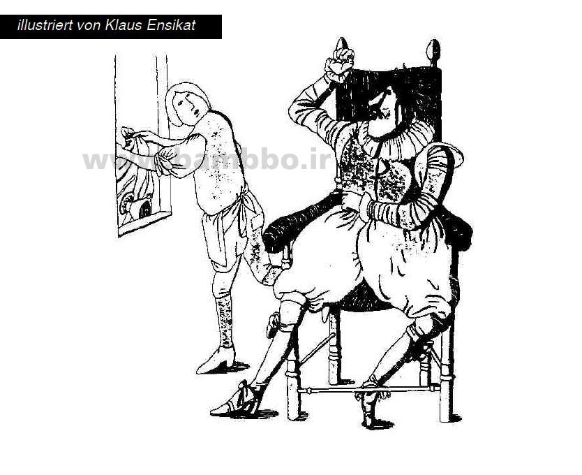 داستان کوتاه آلمانی با معنی فارسی| بامبو