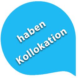 ترکیب لغات آلمانی با فعل haben   بامبو