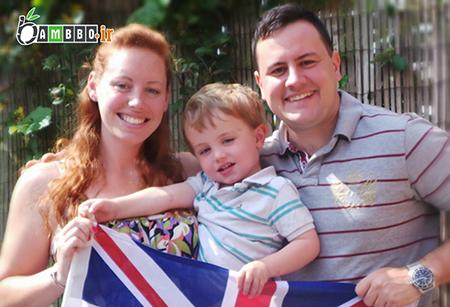 خانواده در انگلستان