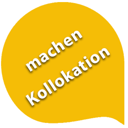 کالوکیشن های زبان آلمانی با فعل machen