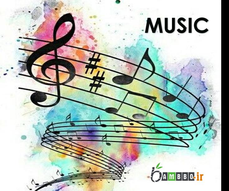 اصطلاحات موسیقی به انگلیسی چه می شود؟